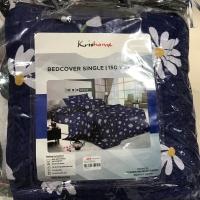 Bed Cover / Selimut merk Krishome ukuran Single 150 x 210 cm