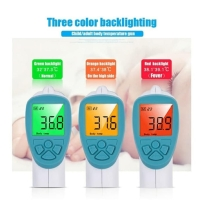 Thermometer Infrared Gun Non Contact Thermometer Tembak