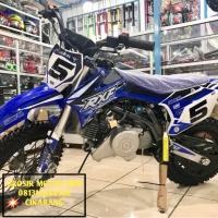MOTOR MINI TRAIL 50CC RXF MESIN HONDA 4TAK Ring 12/10