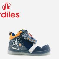 Sepatu Ardiles Lampu ALFIERI Hitam Orangge Original product