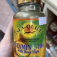 Sea quill vitamin c 1000 50 tablet