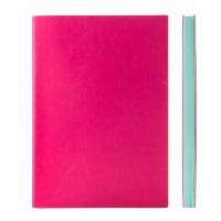 Notebook Signature Grid : Magenta A5