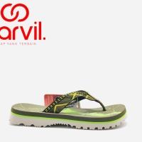 Sandal Jepit Carvil KUMA Olive Original product