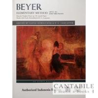 Beyer Elementary Method Op. 101 - Indonesian Edition (cetakan lokal)