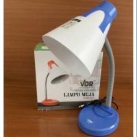 VDR Lampu Meja / lampu belajar listrik Leher Fleksibel PLC V-008