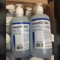 Aseptic gel onemed 500ml pembersih tangan