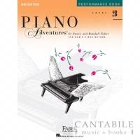 Piano Adventures Performance Book - Level 2B