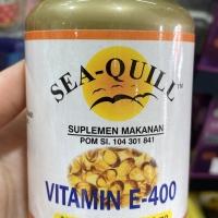 Sea quill vitamin e 400 iu 30 sofgel