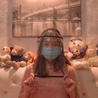 Topi Visor Anti Corona Anti Bacterial