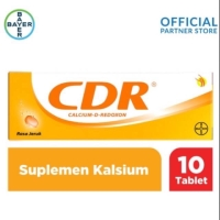 CDR CALCIUM D REDOXON TUBE ISI 10 TABLET EFFERVESCENT