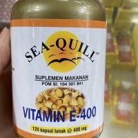 Sea quill vitamin e 400 iu 120 sofgel