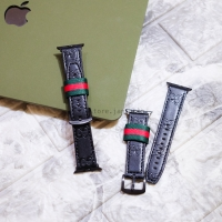 Strap GC Leather Imitation Apple Watch 38mm 42mm 40mm 44mm
