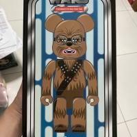 Bearbrick Chewbacca (Han Solo Ver.) 400% Brown Figure BE@RBRICK