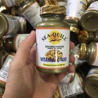 Seaquil vitamin e 400iu isi 30 natural e blackmores wellness