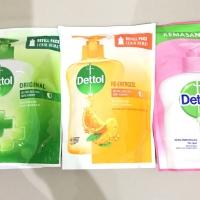 Dettol handwash refill 200ml. Dettol hand wash 200 ml isi ulang