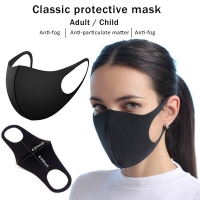 Masker kain scuba premium tebal bukan abal2 dan jahitan rapi