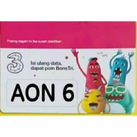 Voucher Three Aon 6GB