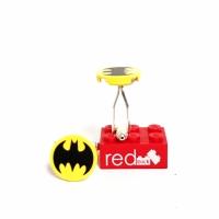 LEGO Batman logo Cufflink atau Manset