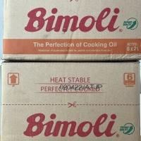 Minyak Goreng Bimoli Refill 2 Liter Dus Isi 6