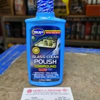 Waxco Glass Clean Polish Compound Nano Tech 200ml(obat jamur kaca)