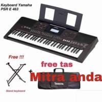 Keyboard yamaha PSR E463