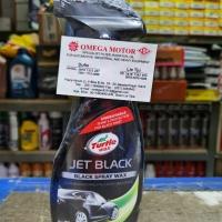 Turtle Wax Jet Black (black spray wax) 473ml