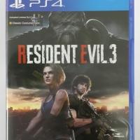 PS4 Resident Evil 3 Remake + DLC Reg 3 English