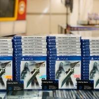 PS4 Final Fantasy VII Remake / FF7 / Final Fantasy 7 (R3/Asia/English)