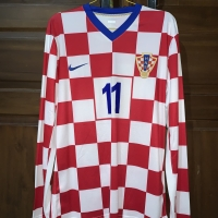 Jersey Croatia LS Player Issue Srna All Original Rare
