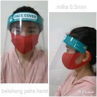 Face Shield APD Visor shield Murah Untuk Pelindung wajah