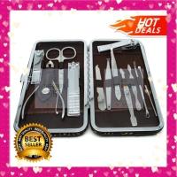 Nail Art Alat Manicure Pedicure / Set Perawatan Gunting Kuku import