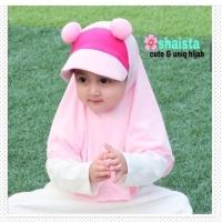 Hijab anak bayi jilbab anak instan kerudung anak jilbab bayi