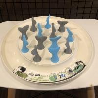 PUZZLE FOOD DISPENSER tempat makan anjing/kucing anti tersedak