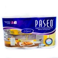 RUMAH TANGGA TISSUE PASEO KITCHEN TOWEL 2 PLY 3 ROLL 70 SHEET