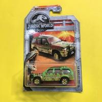 Matchbox Jurrasic World 93 Ford Explorer #4