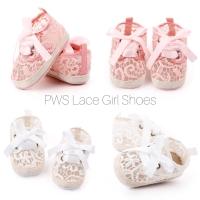 Sepatu prewalker anak bayi perempuan / baby shoes lucu murah
