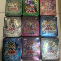 Kartu Yu Gi Oh Kemasan Box Kaleng Trading Card Game Yugioh