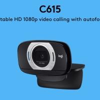 Logitech C615 Portable HD Webcam 1080p Autofocus video web cam C 6