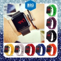Jam tangan digital kotak