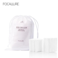 FOCALLURE Cosmetic Pad Soft Cotton 40pcs
