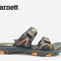 Sandal Colorado Step On Max Coklat Orangge By:Barnett Original Product