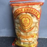 Kripik Singkong Cap Bunga Cempaka 450 gram