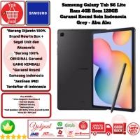 Samsung Galaxy Tab S6 Lite 4GB/128 S 6 Lite 4/128 GB 128GB Resmi-Grey