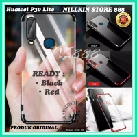 HUAWEI P30 LITE PLATING LIST COLOR JELLY SOFT CASE TRANSPARAN SOFTCASE