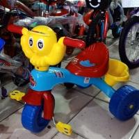 Sepeda Anak Roda Tiga Tolo Sayang Musik Bahan Tebal