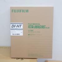 Fuji medical x ray film ronsen DIHT 35x43 / Kertas film rontgen DI-HT