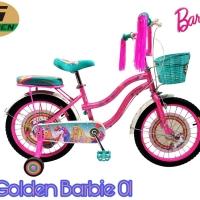 Sepeda Anak Mini Golden 18 BARBIE