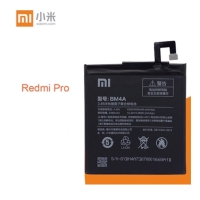 BATTERY BATERAI XIAOMI REDMI PRO DUAL CAMERA BM4A BM-4A ORIGINAL 99