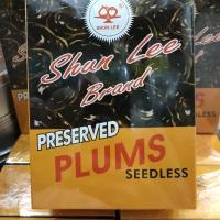 Shun Lee - Preserved plum seedless/ buah plum (300 gr)