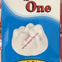 Big One - Ragi bakpao/ roti kering/ yeast (40 gr)